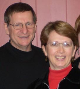 John and Hannah Knaack