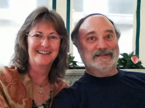 Joe Tkach and Tammy Tkach
