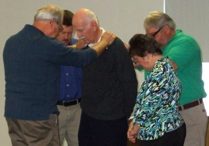 Ordination - Bob Grinell