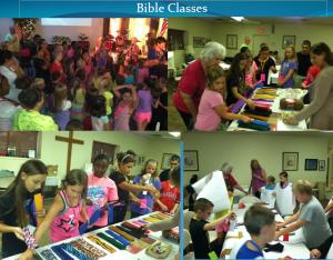 VBS Bible Classes
