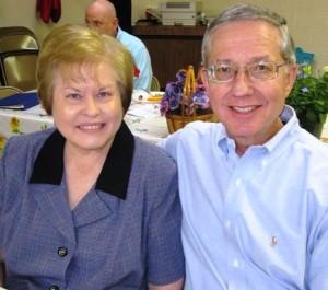 Lorraine and Warren