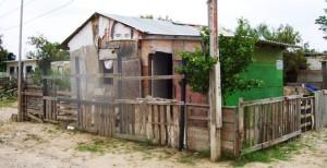 CB pallette house