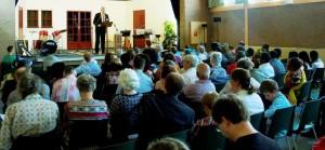 Frans Preaching
