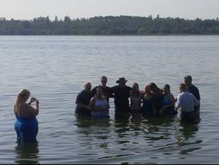 SEP baptisms