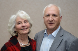 Donna and Roger Abels