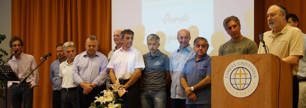 Italian ministry leaders