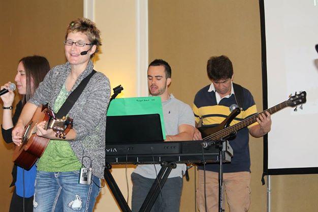 Orlando conference worship
