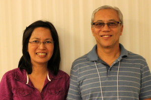 Ruel and Marilou Guerrero