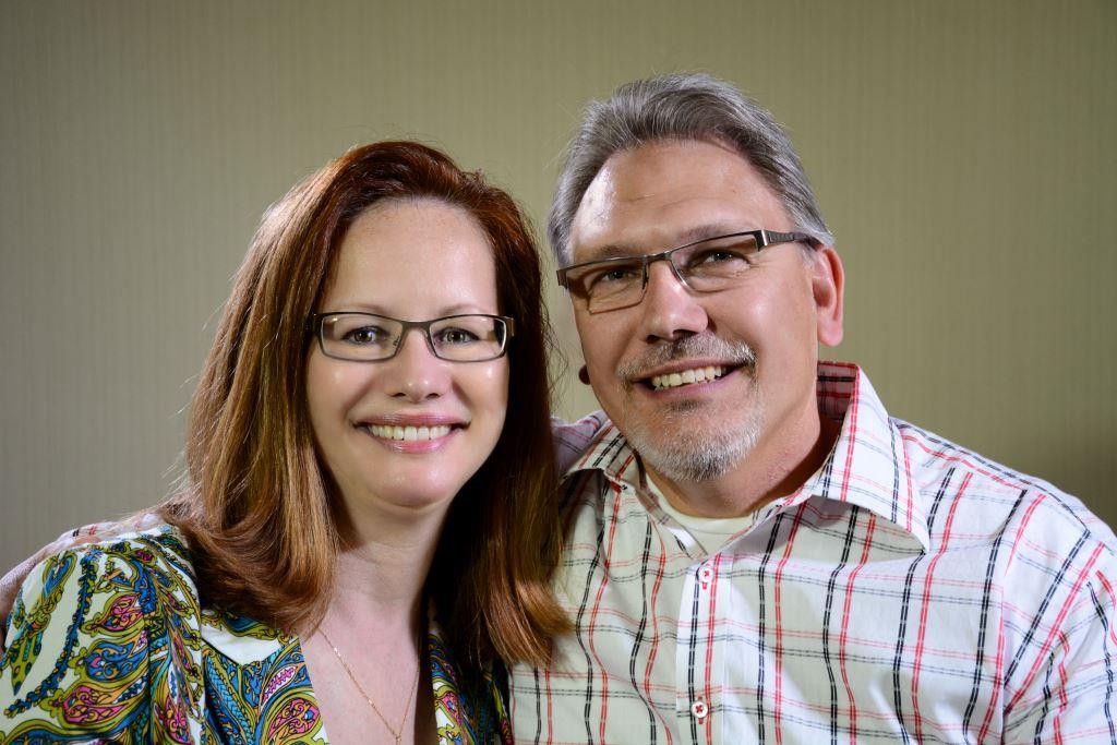Susan and Greg Williams