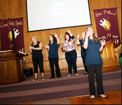 deaf choir