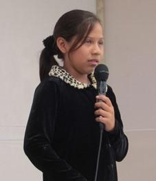 girl testimony