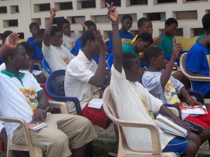 Ghana bible study