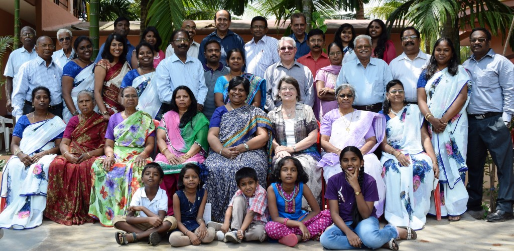 Mysore Group Shot
