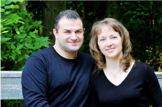 Steve and Barbara