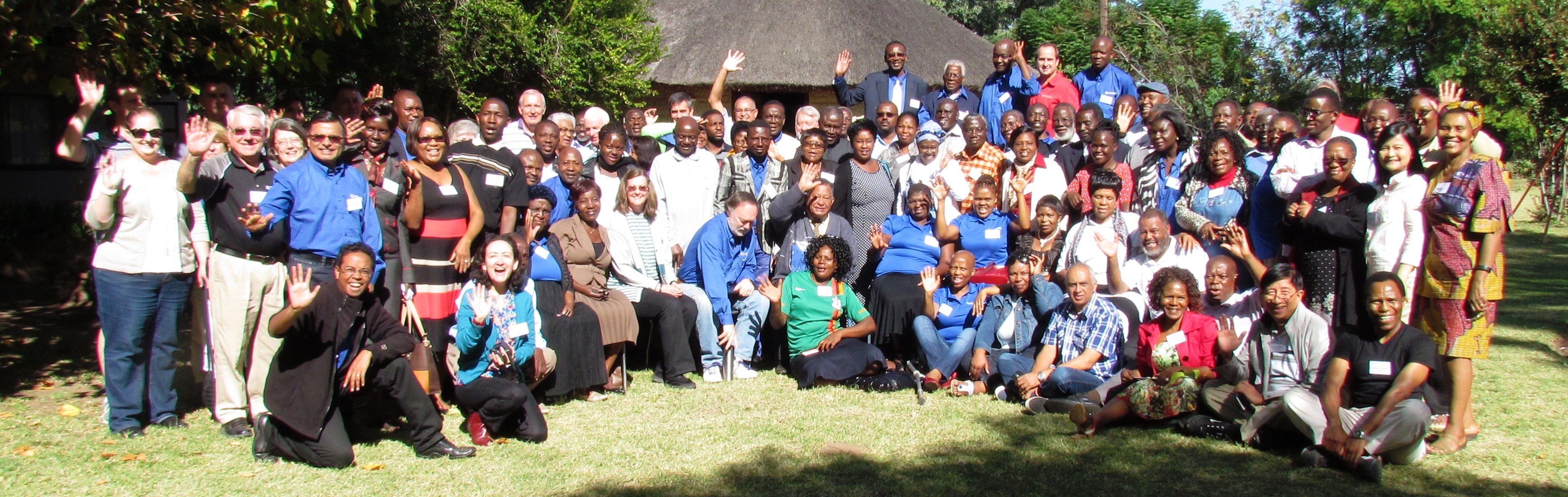 Conf Pan African group