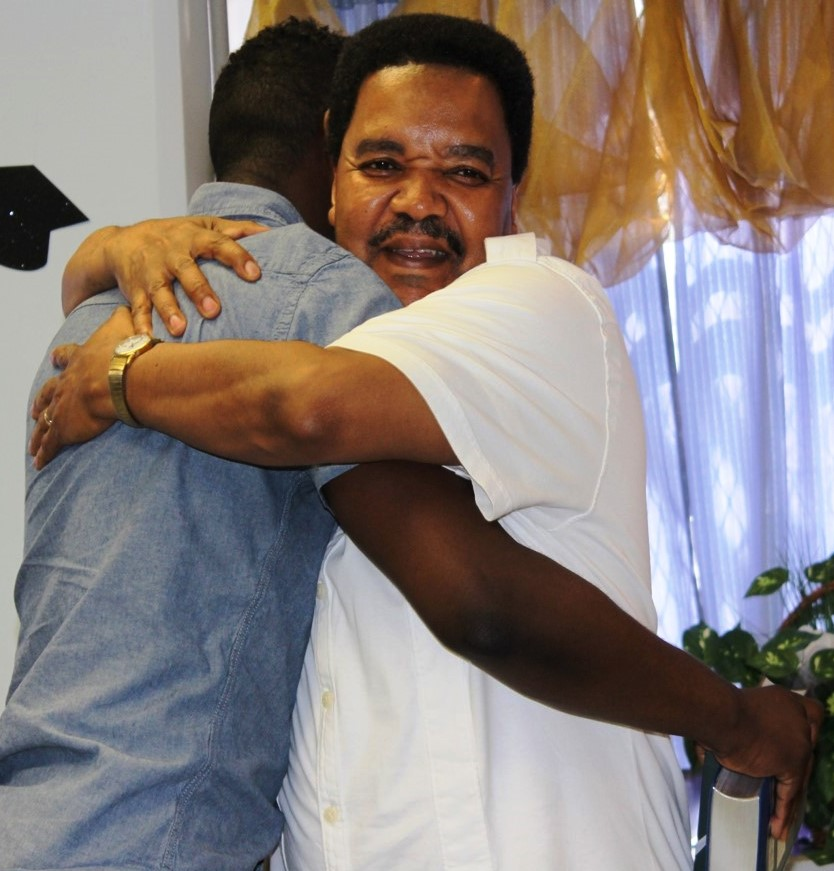 24-7 hug from pastor