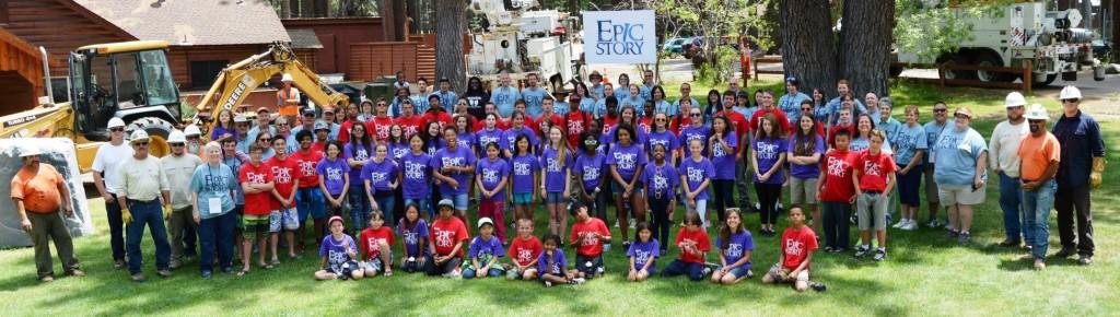 SEP Tahoe 2015 - Group Photo 1