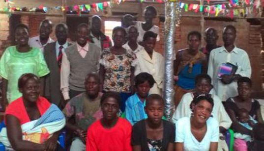 Uganda leaders workshop