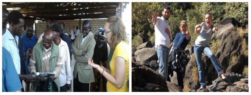 Zambian missionaries