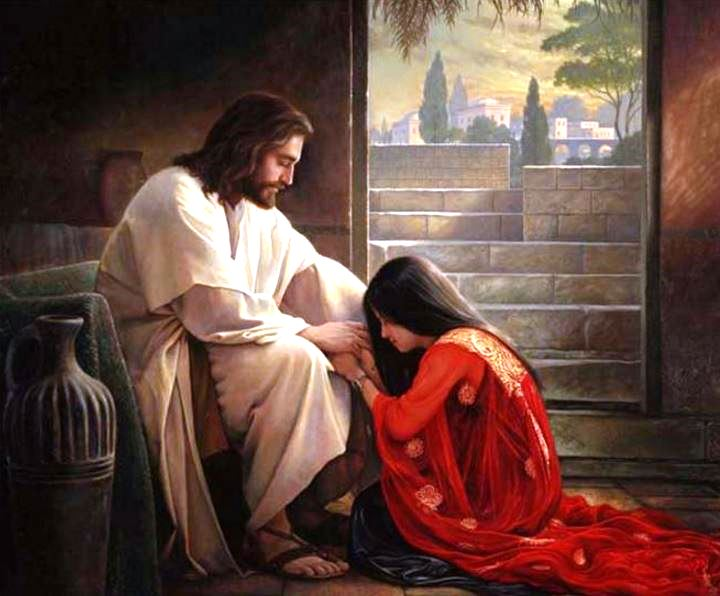 Greg Olsen, Forgiven (used with permission)