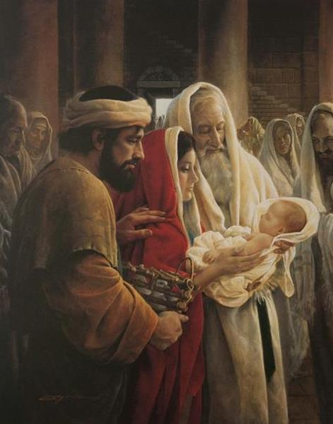 A Light To the Gentiles by Greg Olsen (used with permission)
