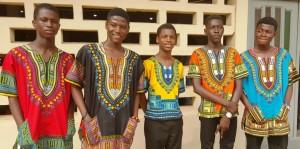 Ghana older campers