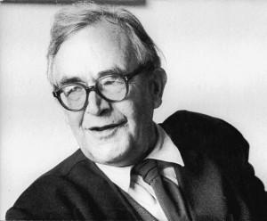 Karl Barth (public domain)