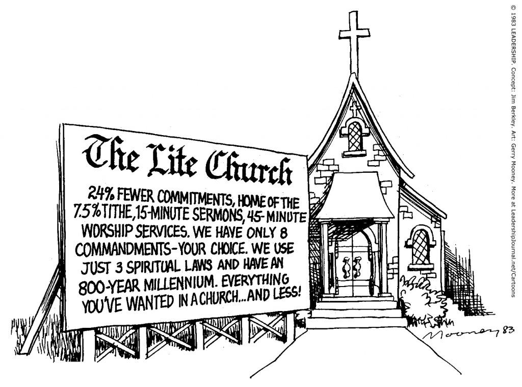 Church lite
