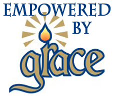 empowered by grace logo