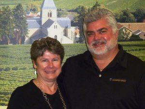 Mathew and Pam Morgan