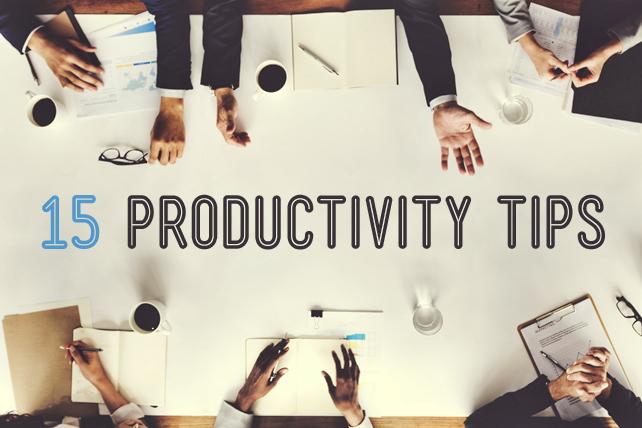 ProductivityTips