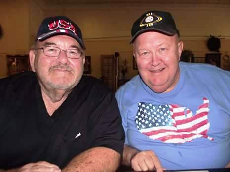 Brothers Larry and Tom Smith
