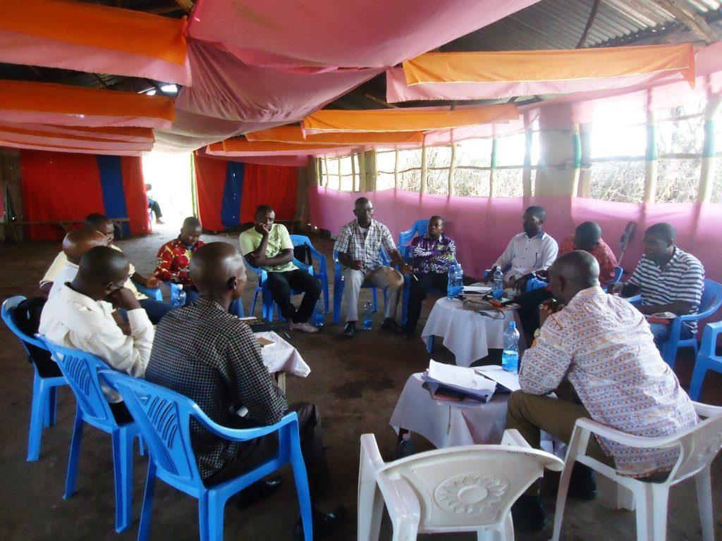 Leader's meeting