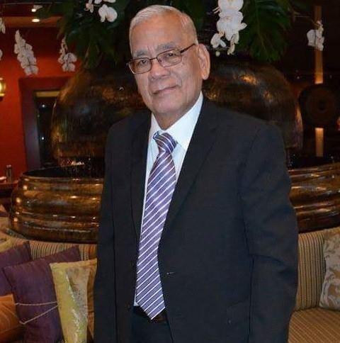 Pastor Jeremiah Orteguero