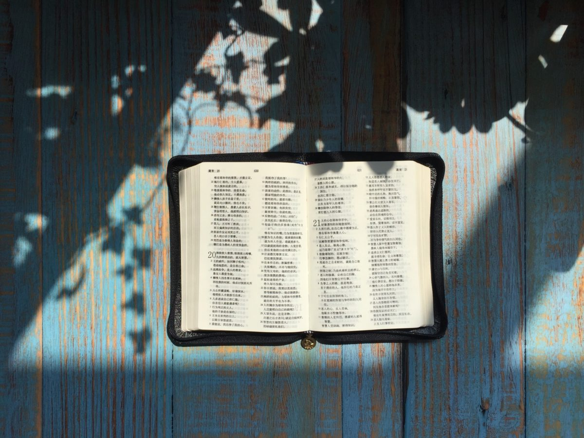 The power of Scripture reading
