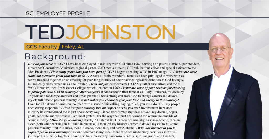 Ted Johnston Profile thumbnail