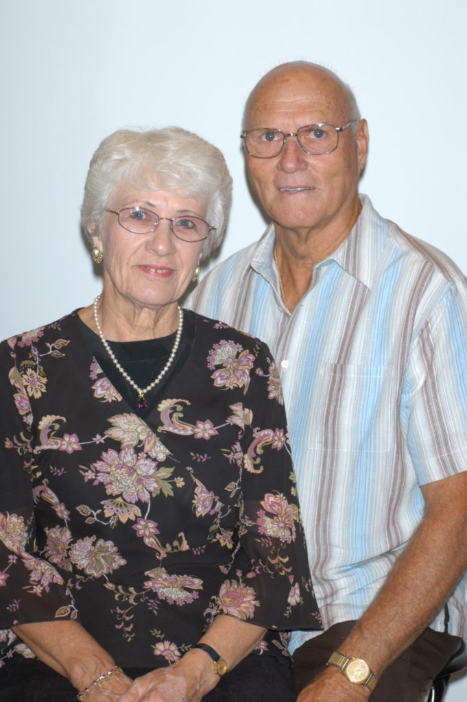 Sue and Don Lawson