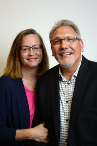 Greg and Susan Williams