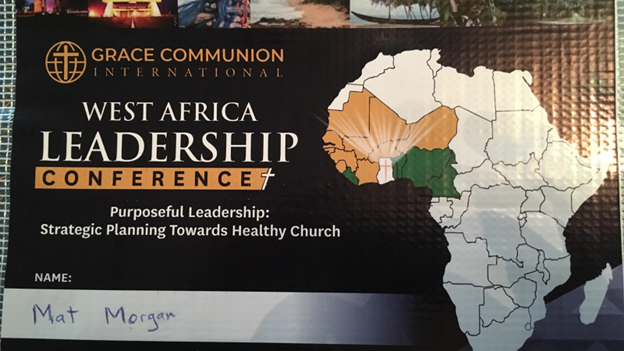 West African Leadership Conference – GCI Update