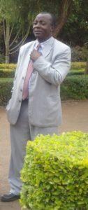Portrait of John Amadala