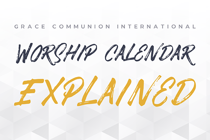 Worship Calendar Explained