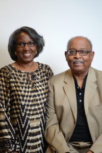 Celestine and Leonard Olive