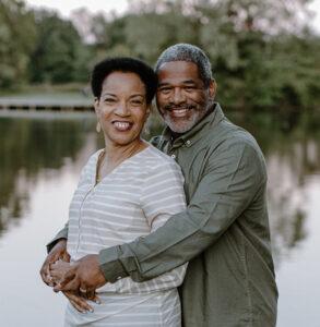 Jeff and Karen Broadnax