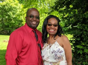 Terry and Kizziah McDonald