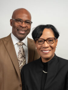 Tommie Grant Jr. and Robin Grant
